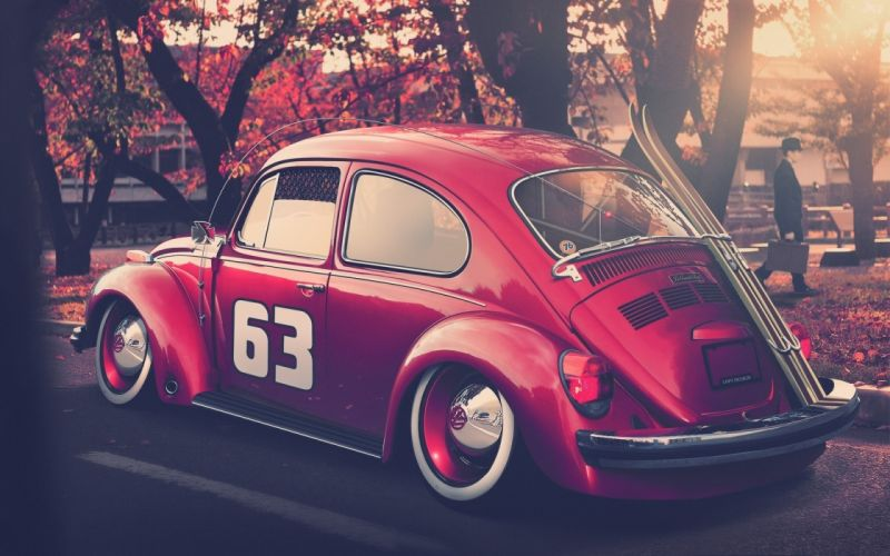 Volkswagen retro vehicles cars vw classic-cars wallpaper