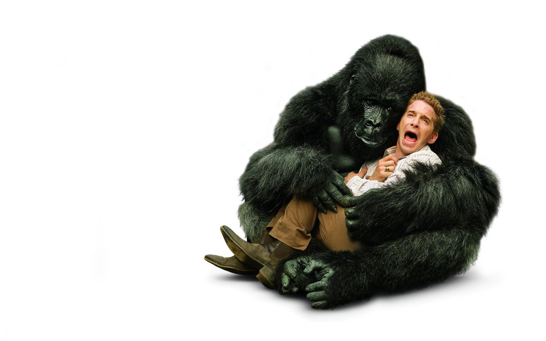 Old-Dogs Seth-Green comedies humor funny movies entertainment animals gorillas people men males primates wallpaper
