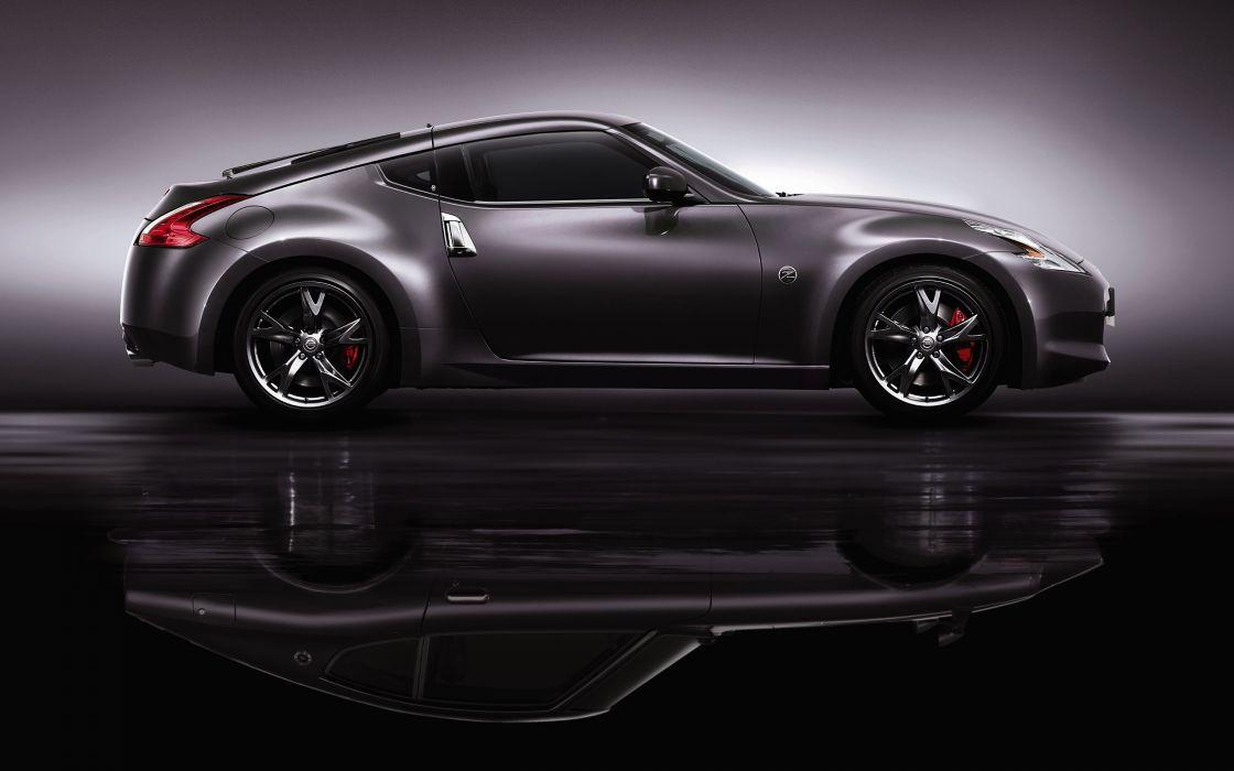 Cars nissan 370z wallpaper