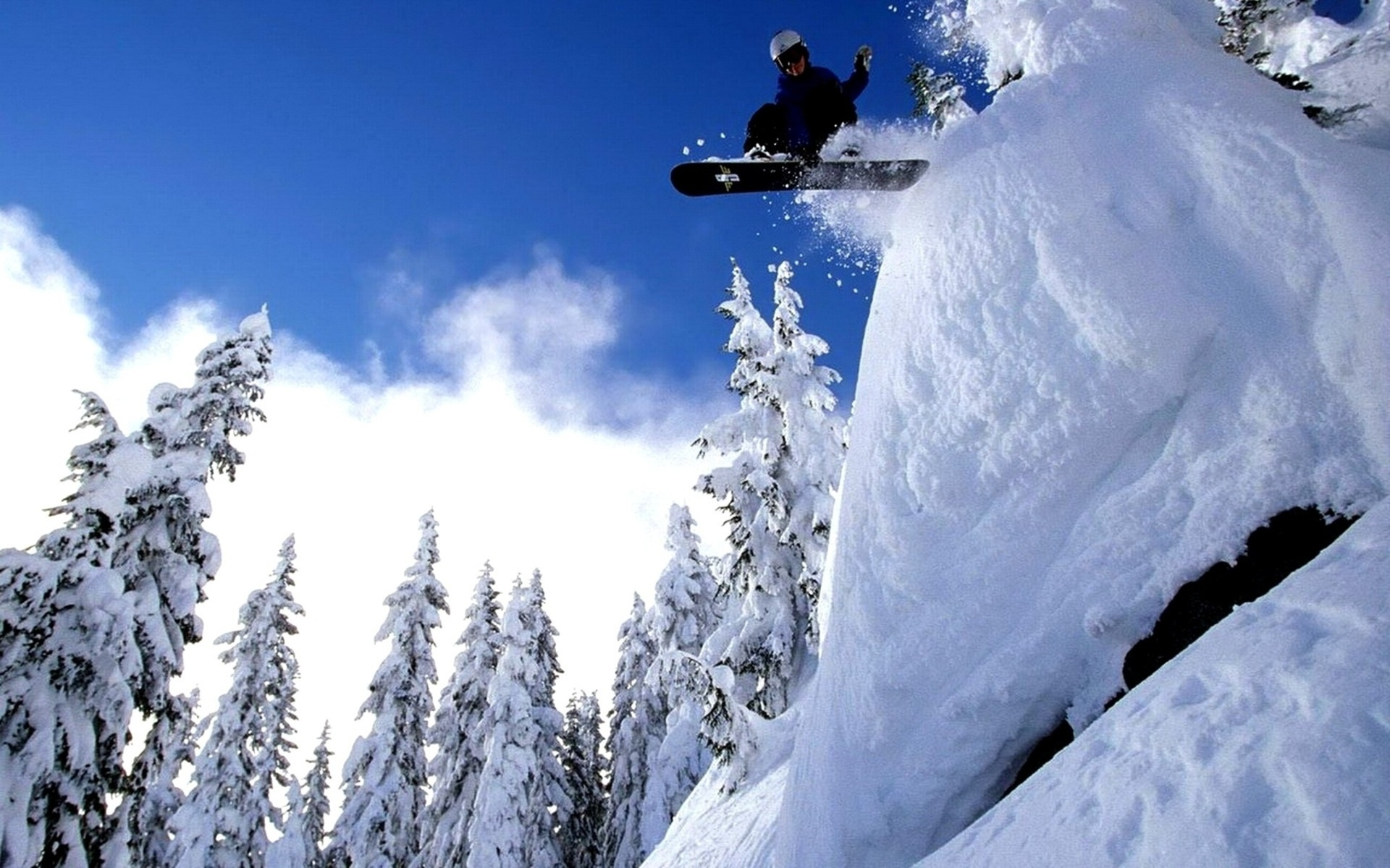 extreme snowboarding wallpapers - photo #20