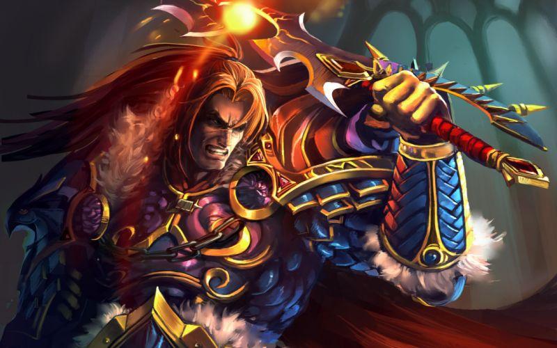 games video-games fantasy warriors weapons sword magical magic wallpaper