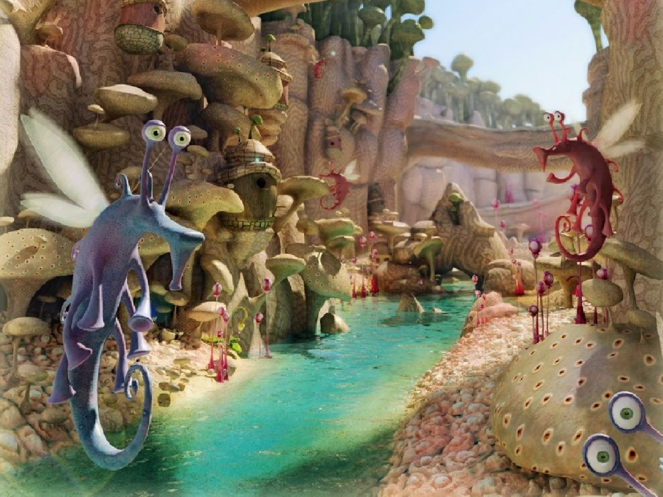 fantasy creature wallpaper