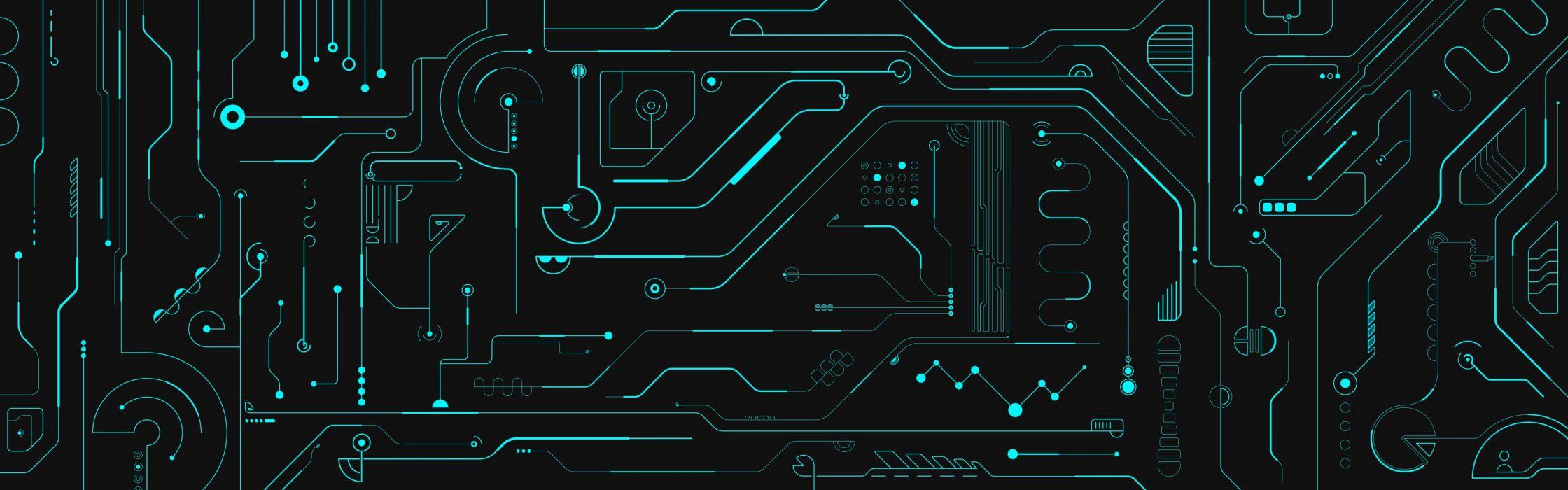 Circuit wallpaper | 3840x1200 | 23063 | WallpaperUP