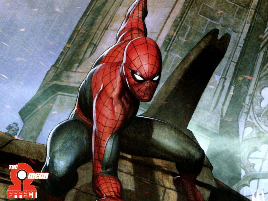 spiderman comic wallpaper
