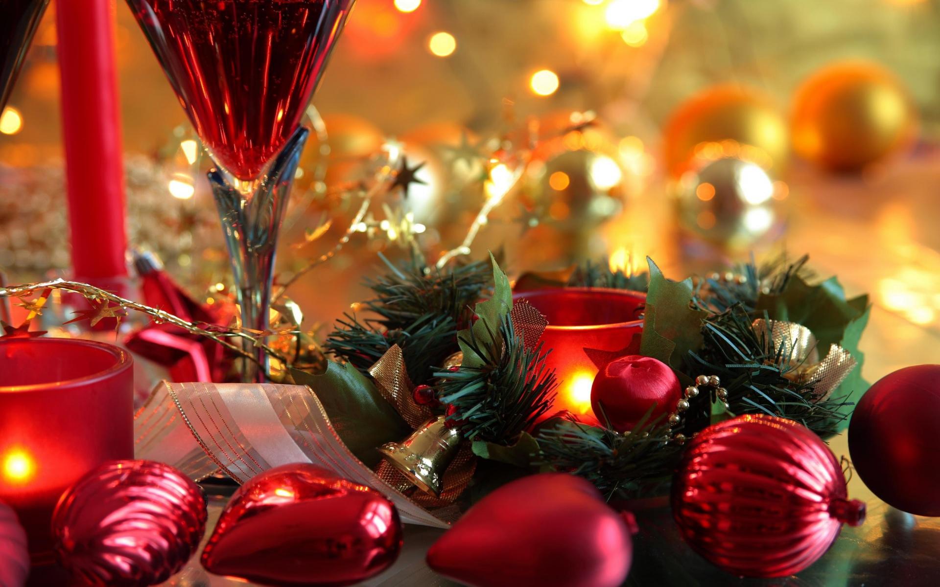 Holidays christmas seasonal festive wallpaper | 1920x1200 ...