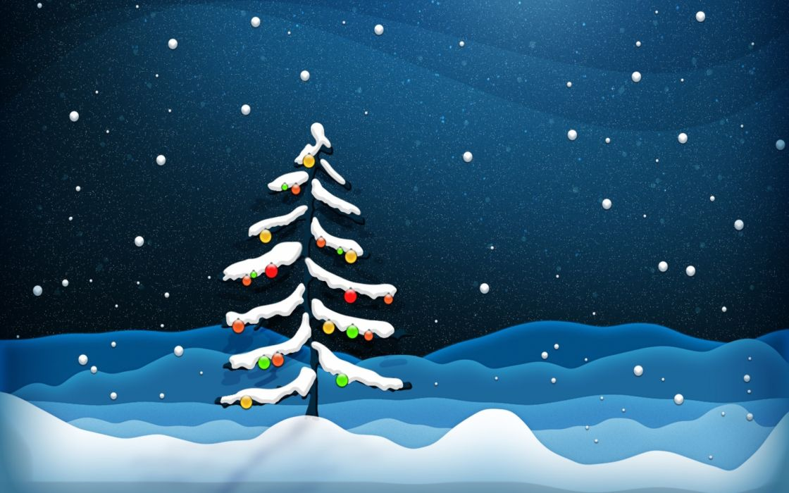 holidays christmas seasonal festive wallpaper