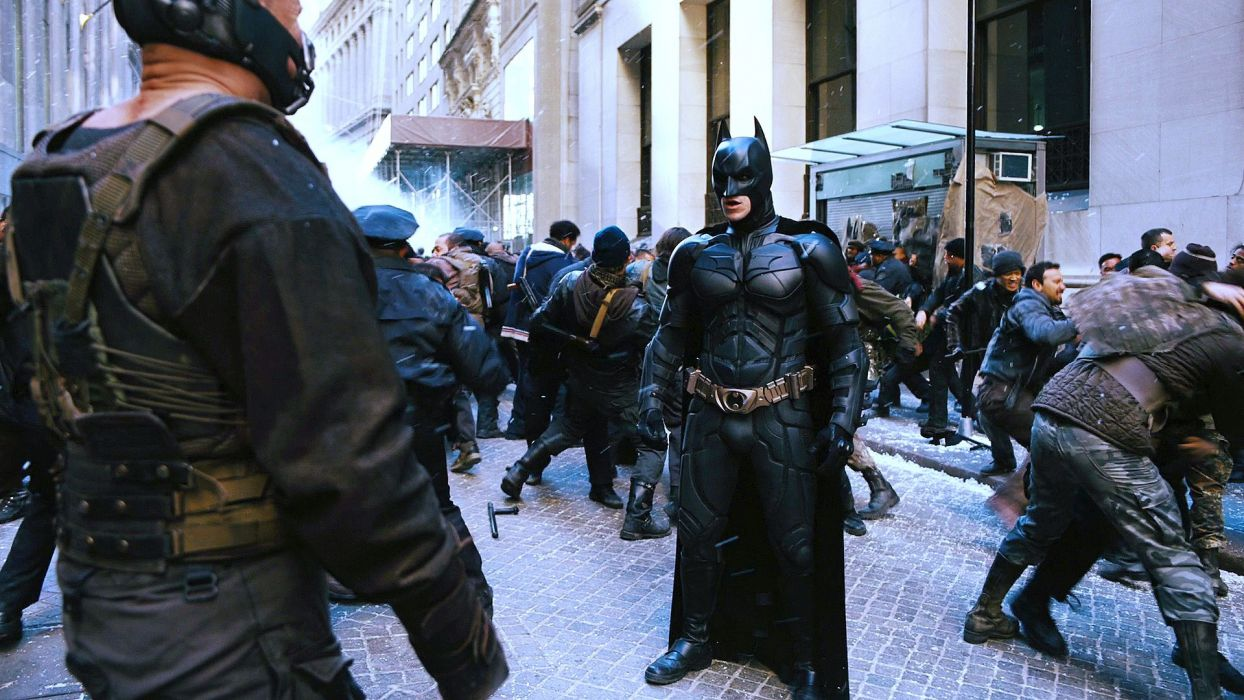 Batman The-Dark-Knight-Rises Bane movies superheroes hero wallpaper