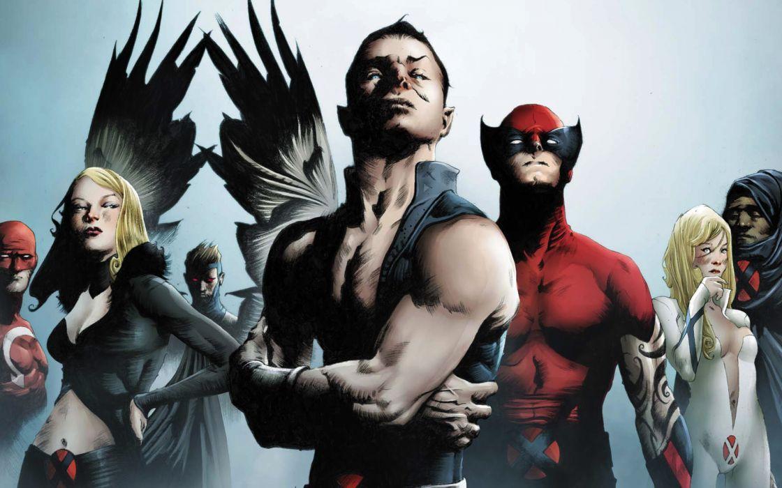 Dark-X-Men xmen x-men comics superheroes heroes hero  wallpaper