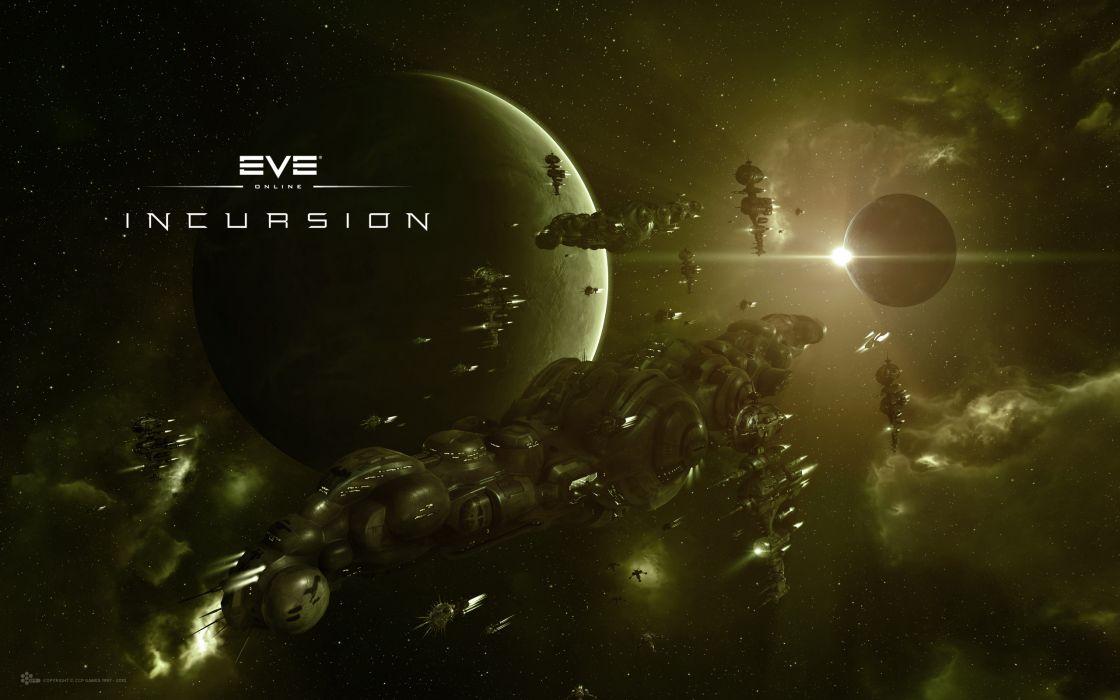 eve online video game wallpaper