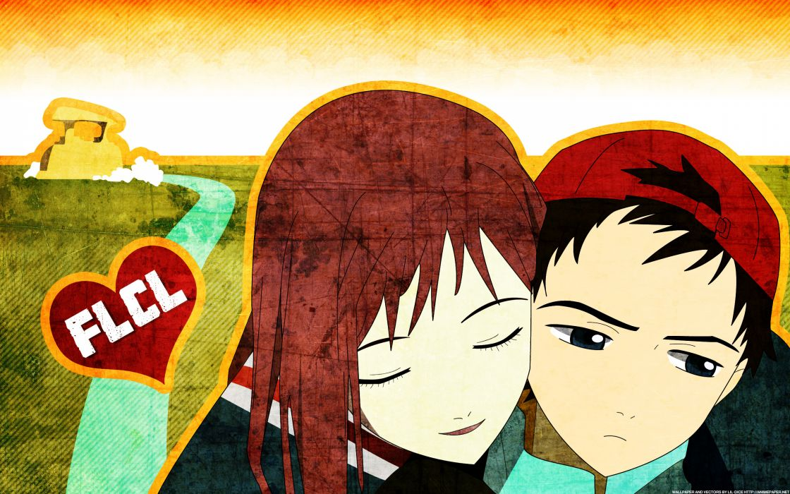 Flcl fooly cooly wallpaper