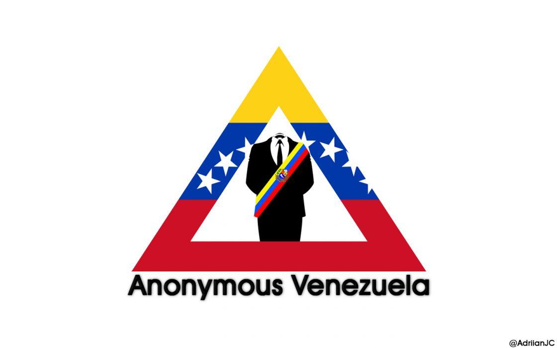 Anonymous Venezuela wallpaper