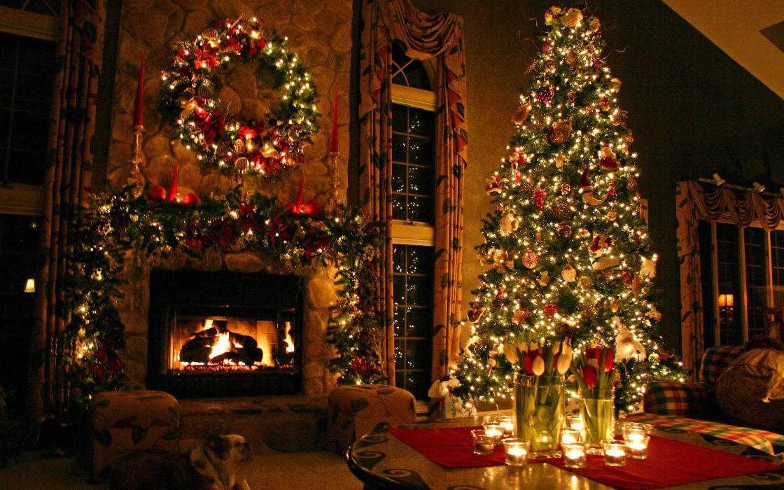 christmas holidays wallpaper