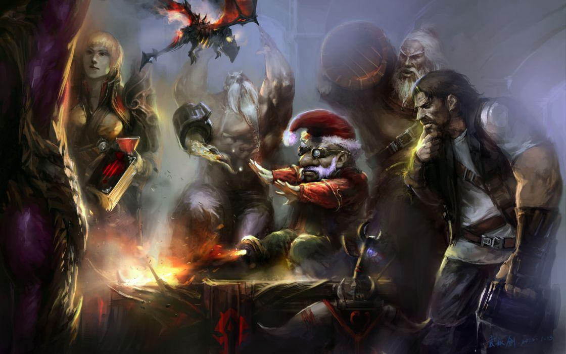warcraft world-of-warcraft video-games wallpaper
