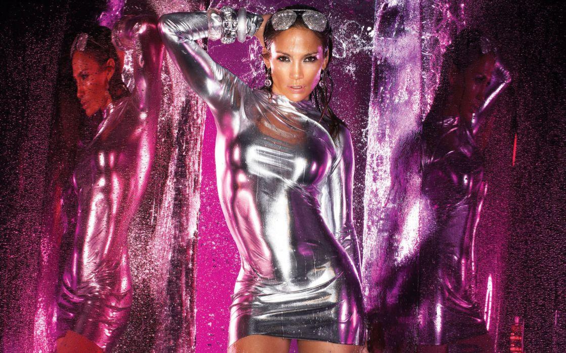 Jennifer-Lopez Jennifer Lopez_women females girls music musicians sexy sensual babes celebrities actress wallpaper