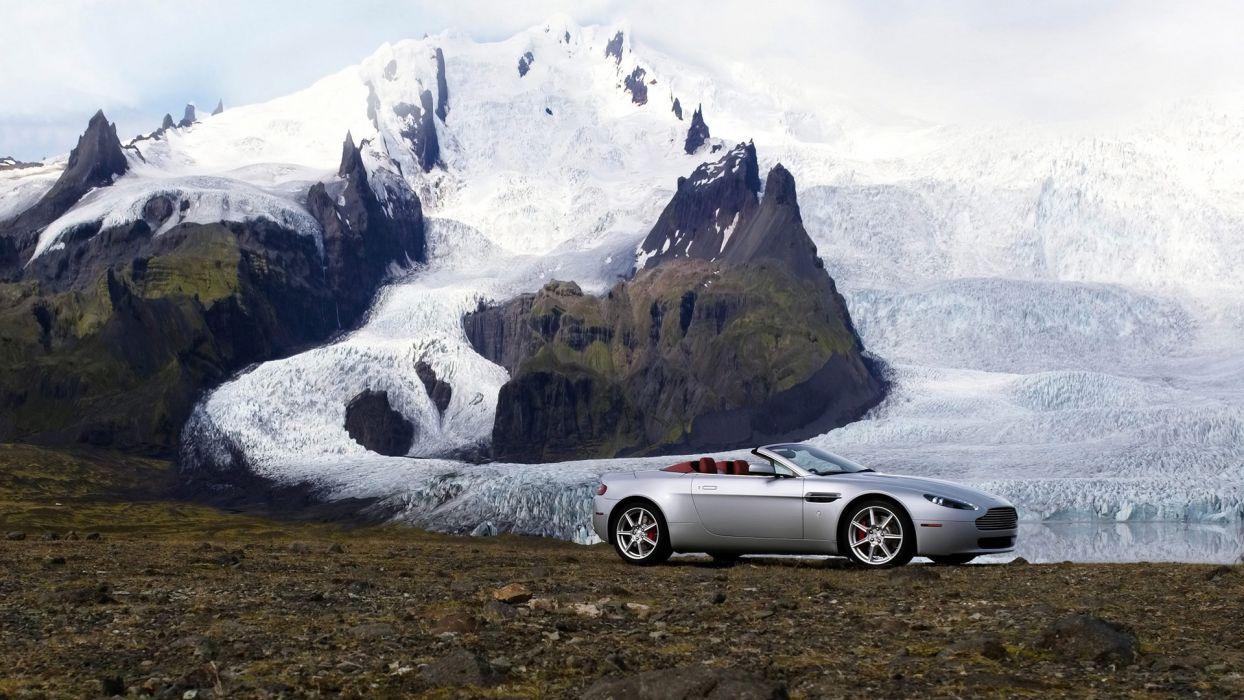 Aston Martin by: Nashwan Harki wallpaper