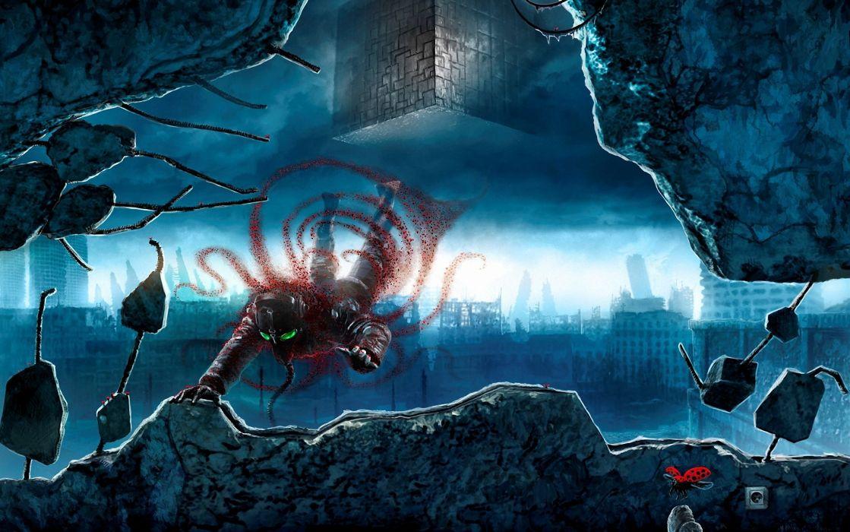 Romantically-Apocalyptic Apocalyptic comics sci-fi dark spooky creepy wallpaper
