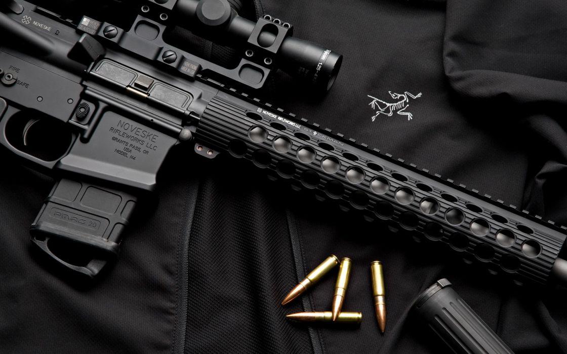 weapons ammunition guns rifles bullets wallpaper