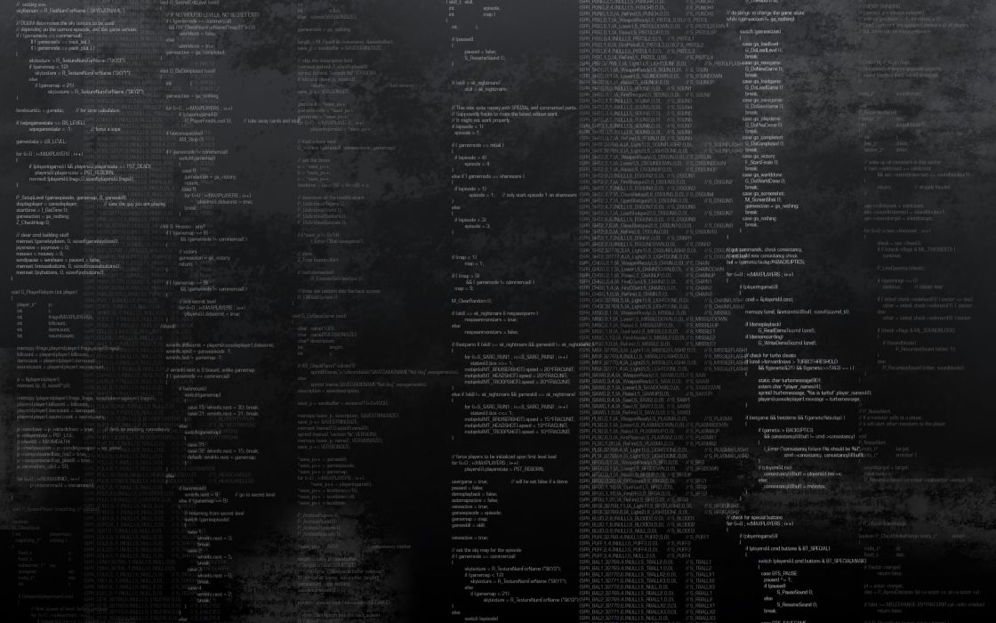 Code Black Coding Programming technology computer words numbers wallpaper