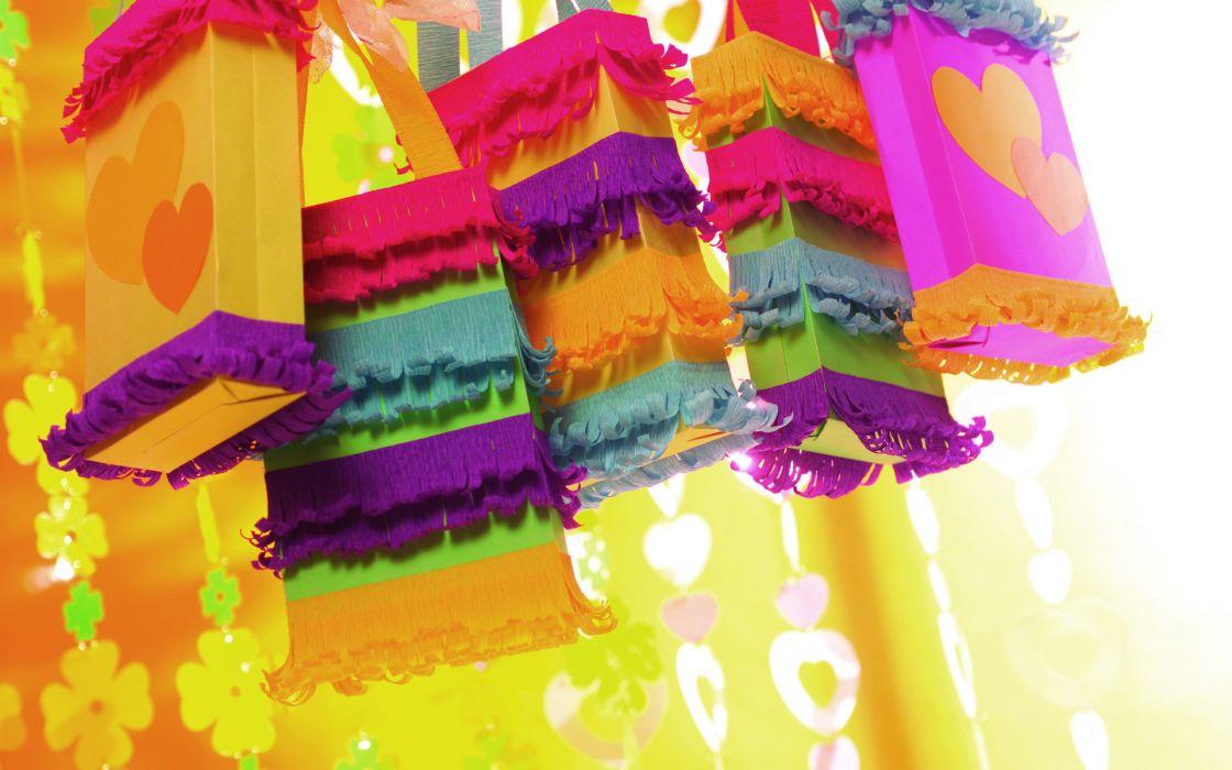holidays love romance shopping colors bokeh artistic wallpaper
