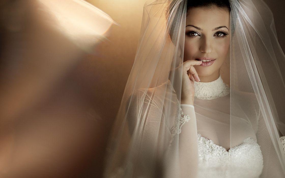 women females girls models bride wedding style fashion love romance wallpaper