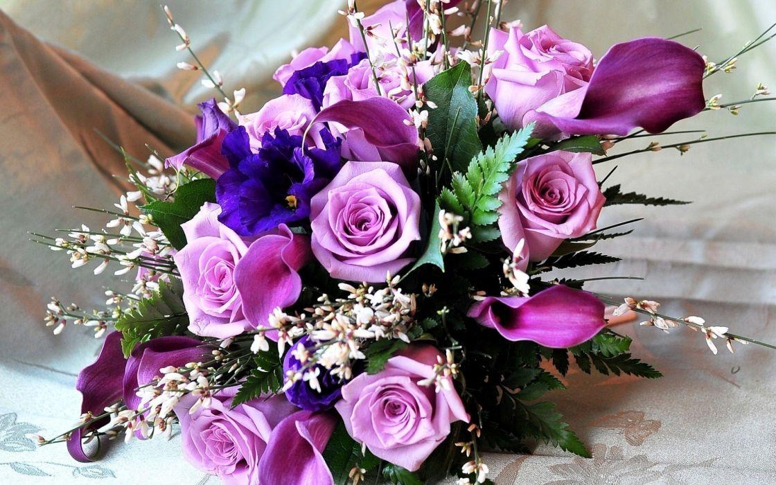 flowers wedding wallpaper