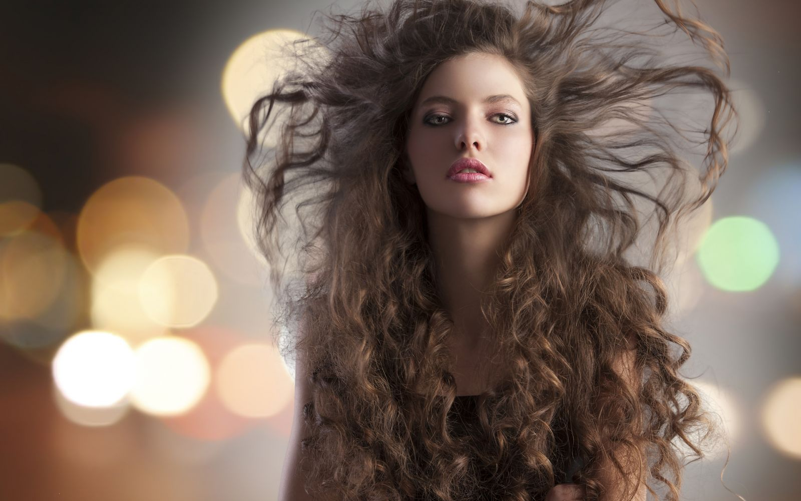 Beautiful and sexy girl with long hair wearing black bra photo by valuavitaly on envato elements