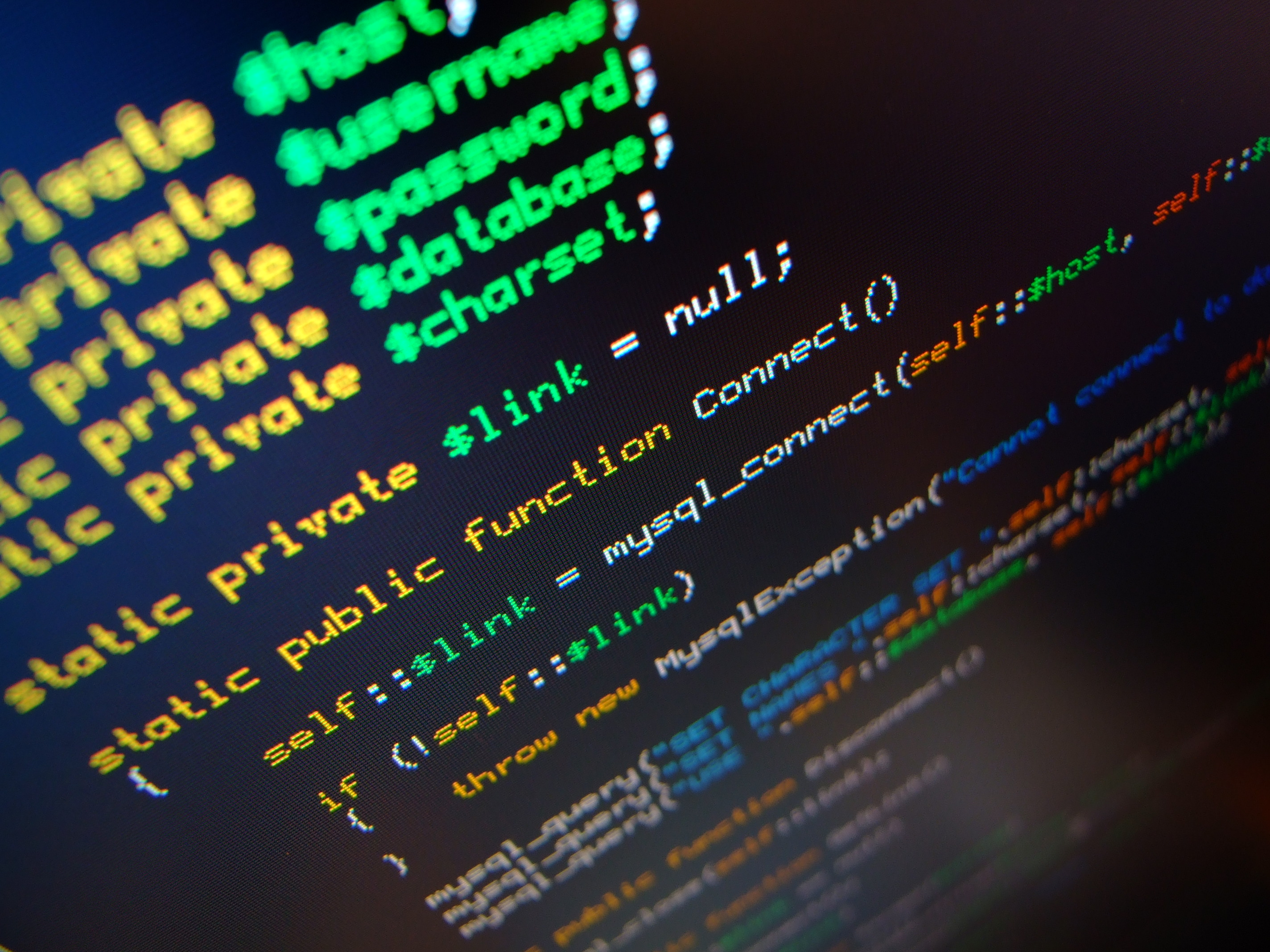 coding programming code tech computer letters words