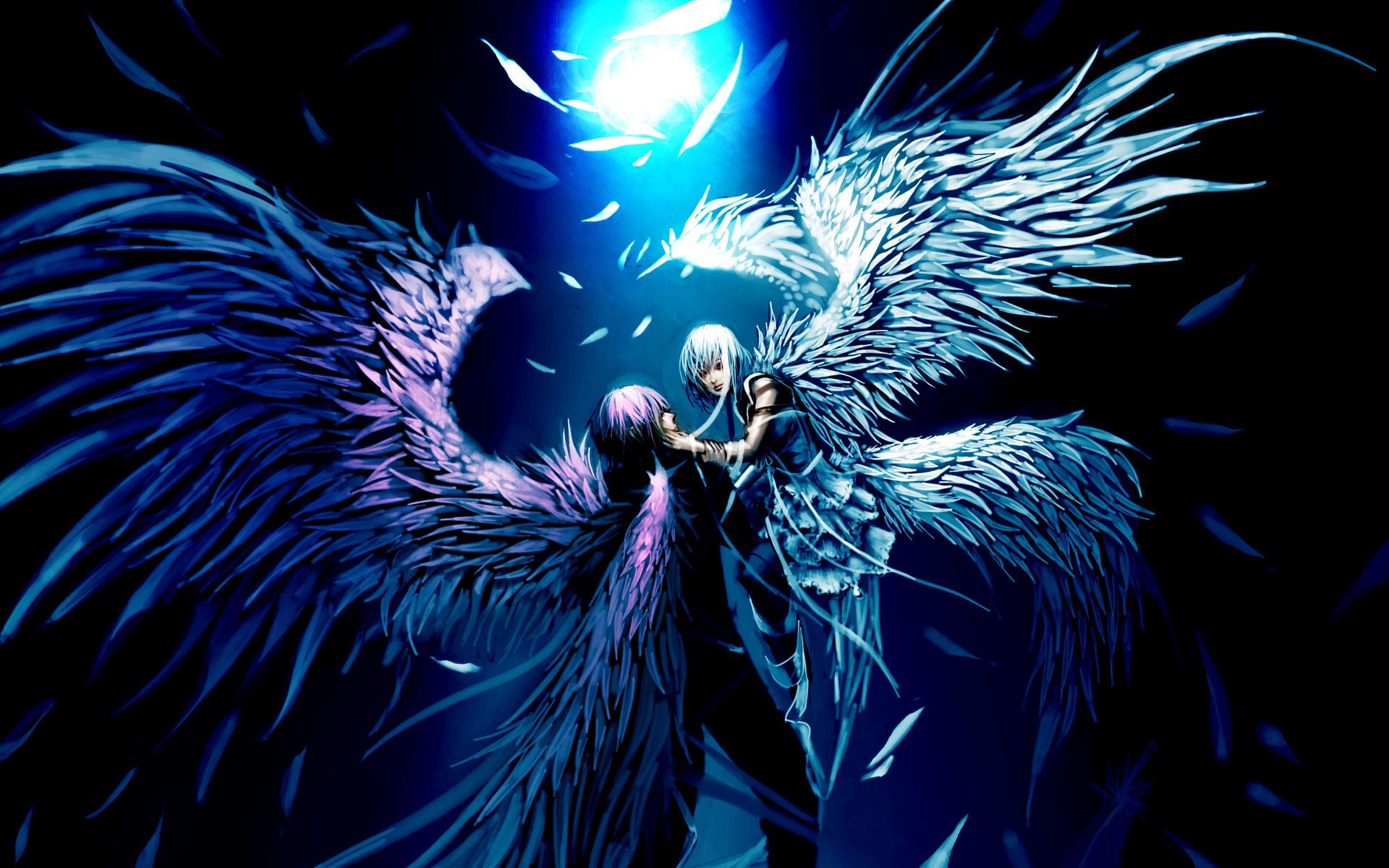 Anime Angel Love