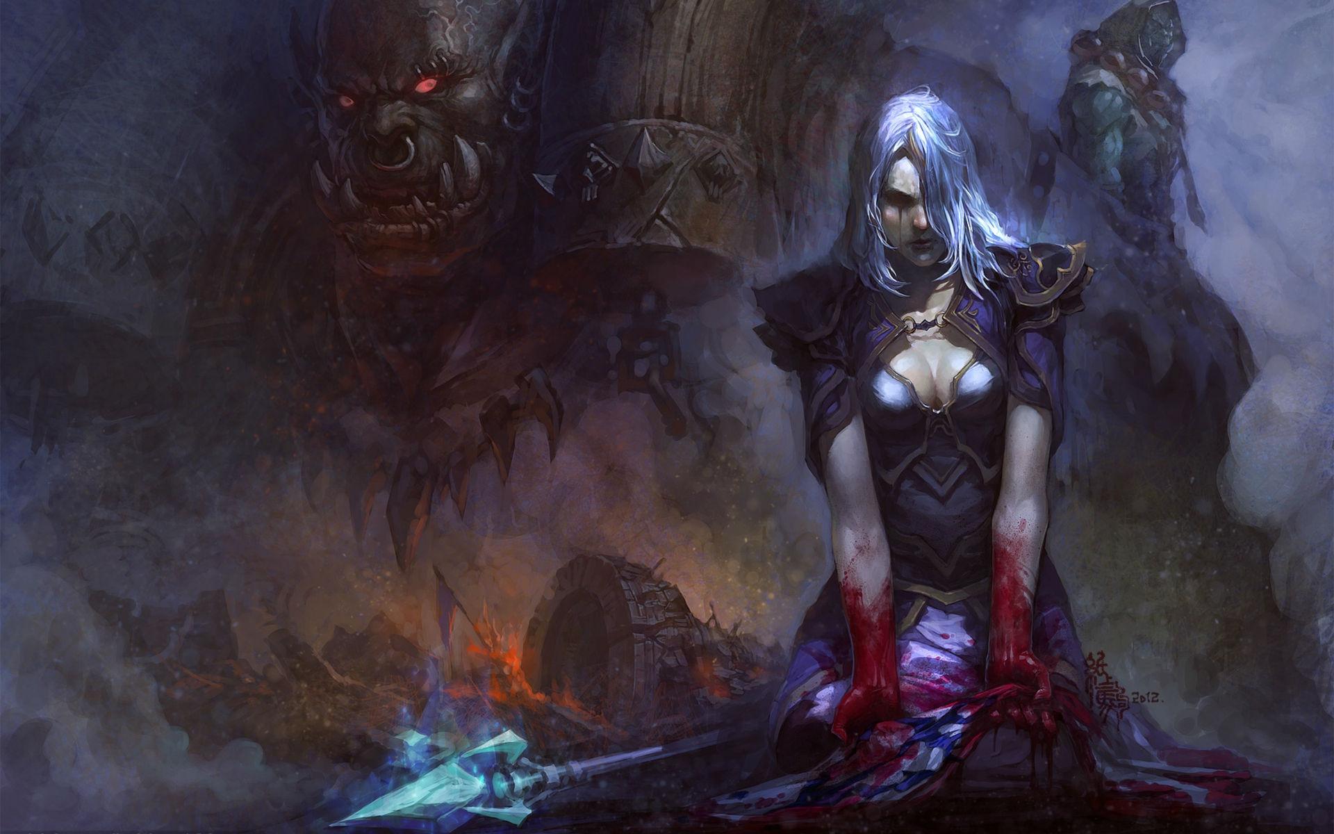 Warcraft dark worgen hentai nude streaming