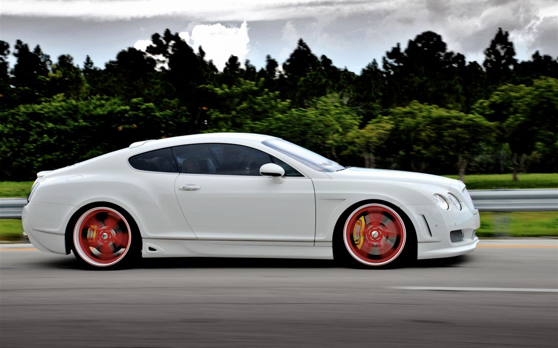 Bentley Continental GT vehicles cars custom tuned tuning ...