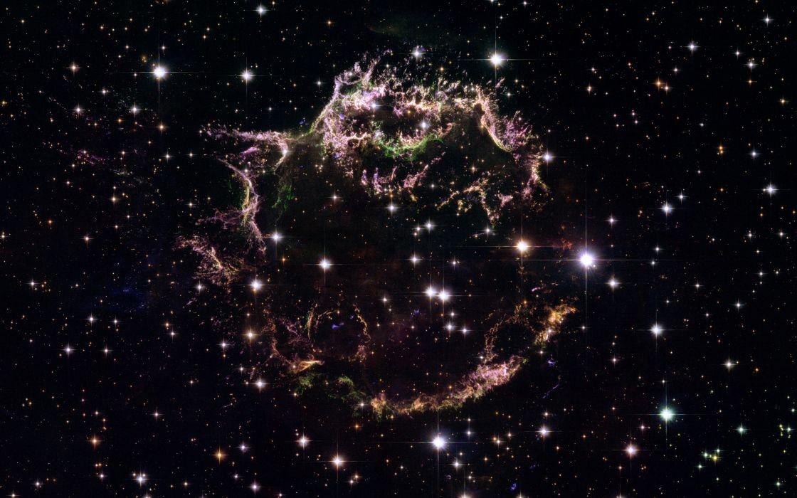 sci-fi science space universe stars nebula  wallpaper