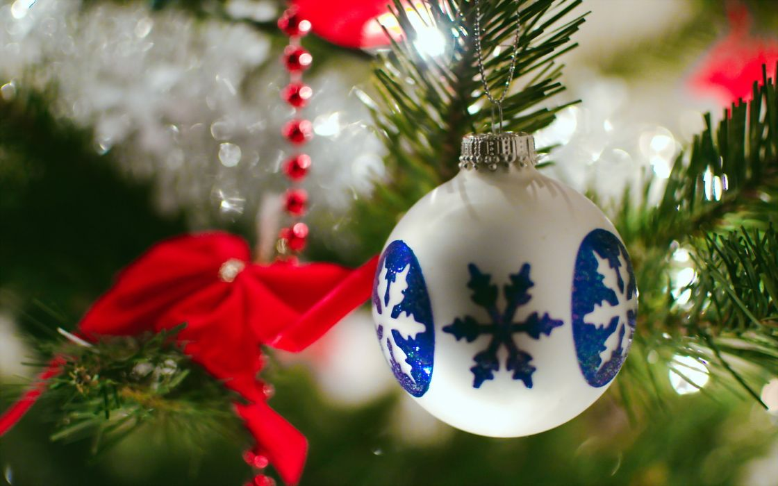 holidays christmas decoration ornament seasonal bulb globe sphere wallpaper