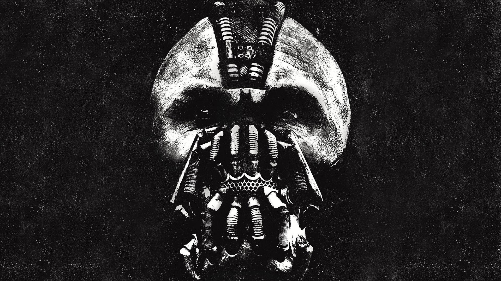 The dark knight rises bane batman comics movies games mask ...