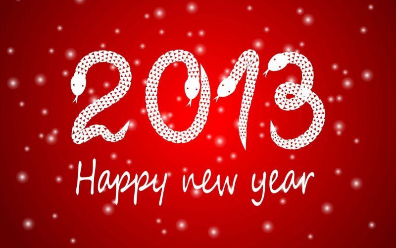 holiday new year 2013 seasonal wallpaper