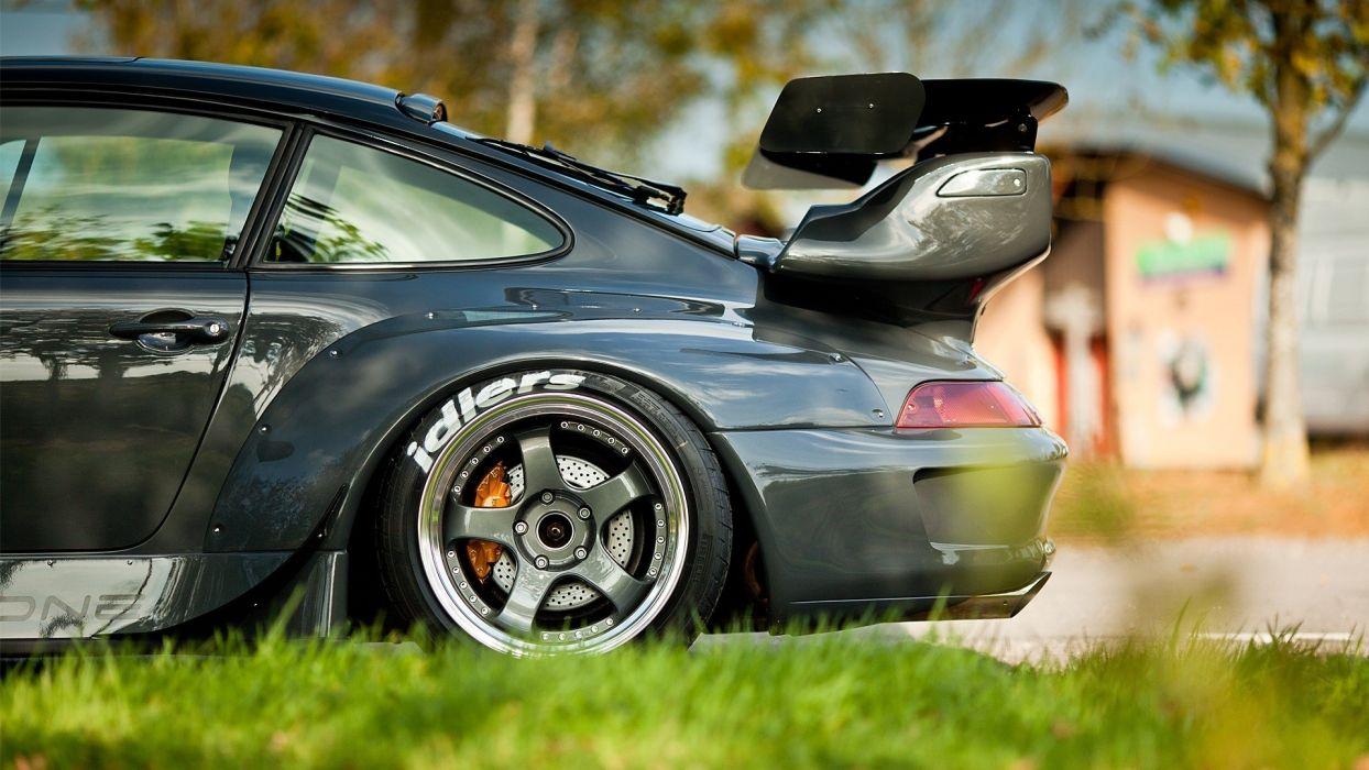porsche cars tuning porsche 911 rwb 1920 1080 wallpaper Vehicles Cars HD wheels spoiler tail rims race stance germany wallpaper