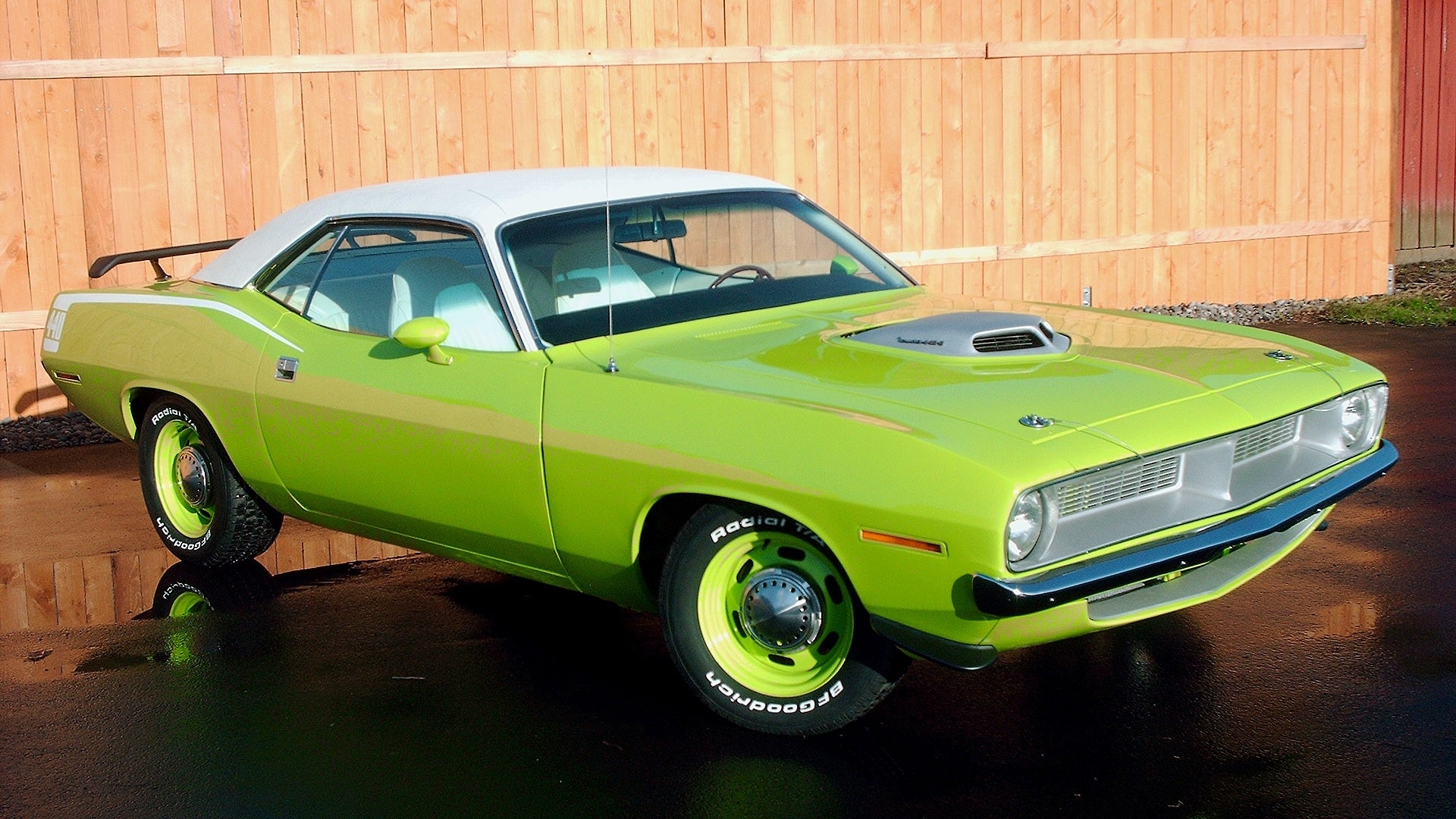 Muscle Cars Usa Plymouth Barracuda Classic Vehicles Auto Old Retro