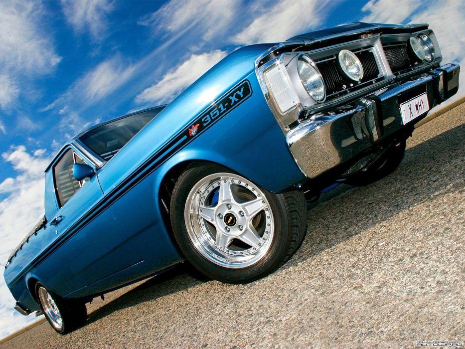 Vehicles ford falcon classic cars aussie muscle car ford australia ...
