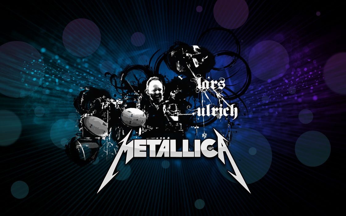 metallica bands groups music entertainment heavy metal hard rock thrash drums wallpaper