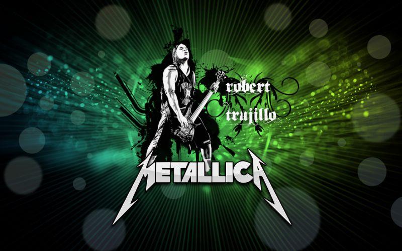 metallica bands groups music entertainment heavy metal hard rock thrash guitars bass wallpaper