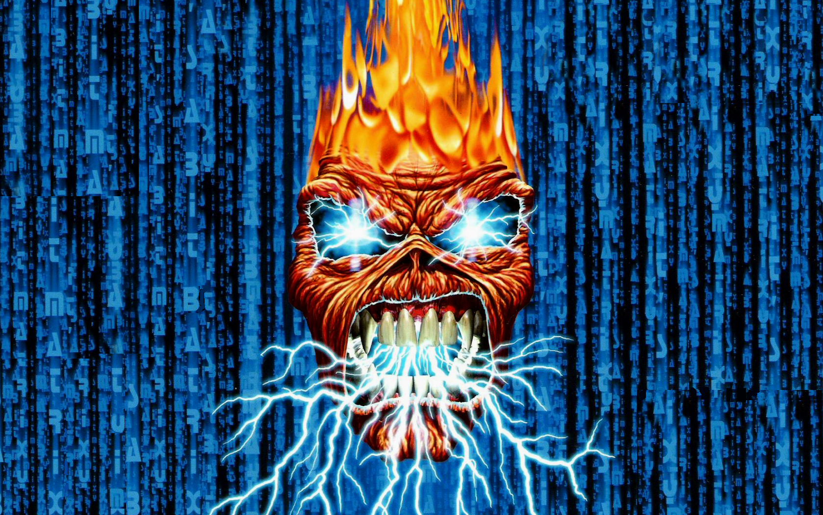 iron maiden wallpapers covers - photo #6