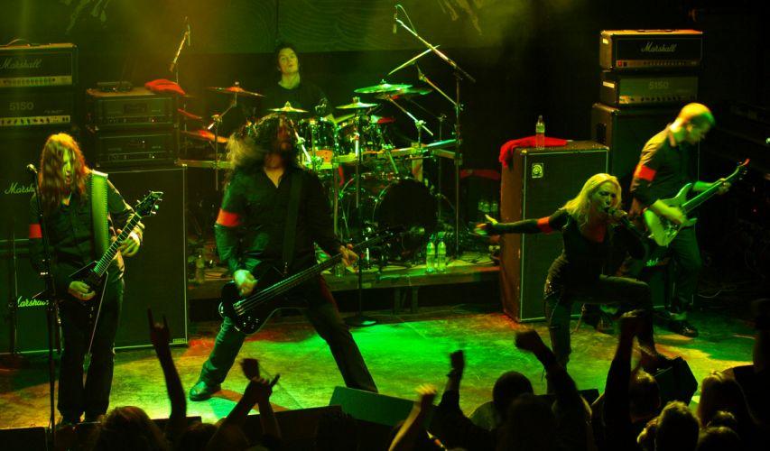 arch enemy groups bands heavy metal death hard rock music entertainment concert guitars wallpaper