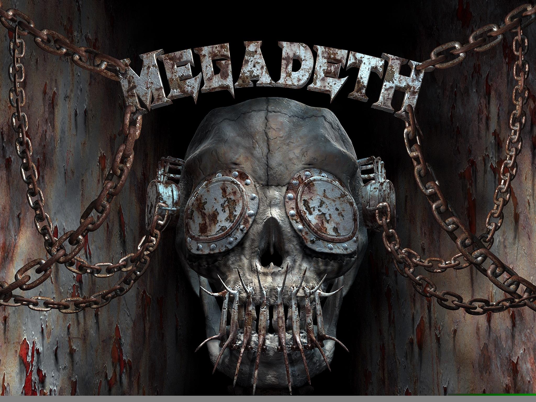 Megadeth bands groups ...
