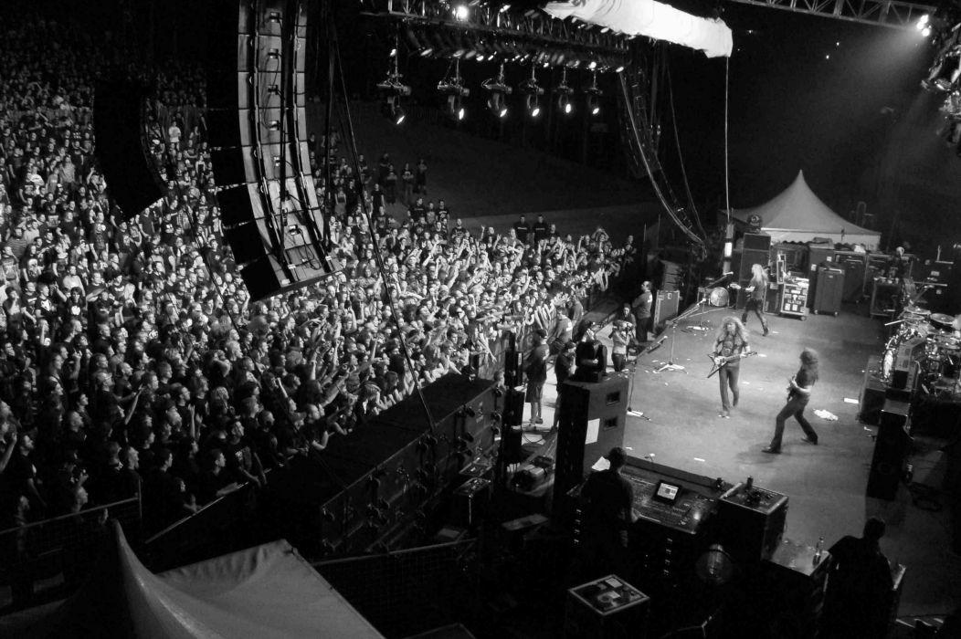 megadeth bands groups heavy metal thrash hard rock Dave Mustaine concerts guitars drums wallpaper