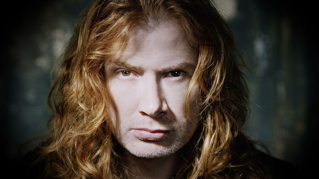 megadeth bands groups heavy metal thrash hard rock Dave Mustaine wallpaper