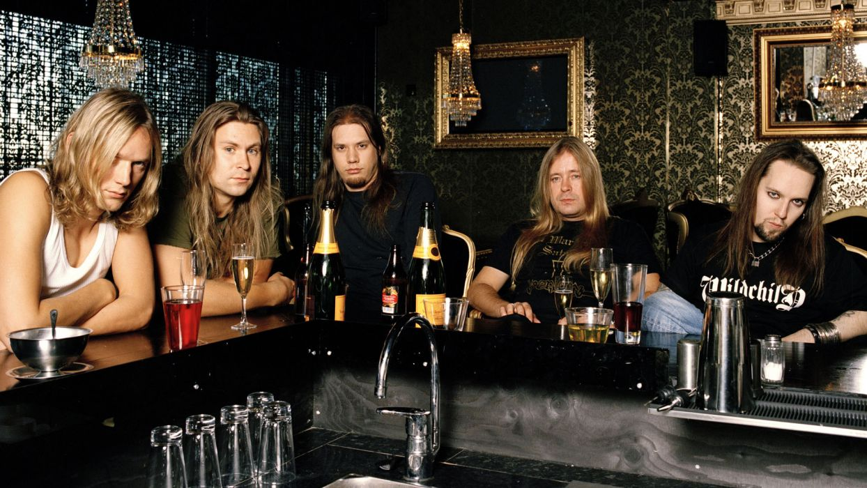 Children Of Bodom band groups music entertainment heavy metal death album covers alexi wallpaper