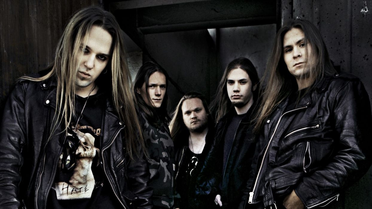 Children Of Bodom band groups music entertainment heavy metal death hard rock album covers wallpaper