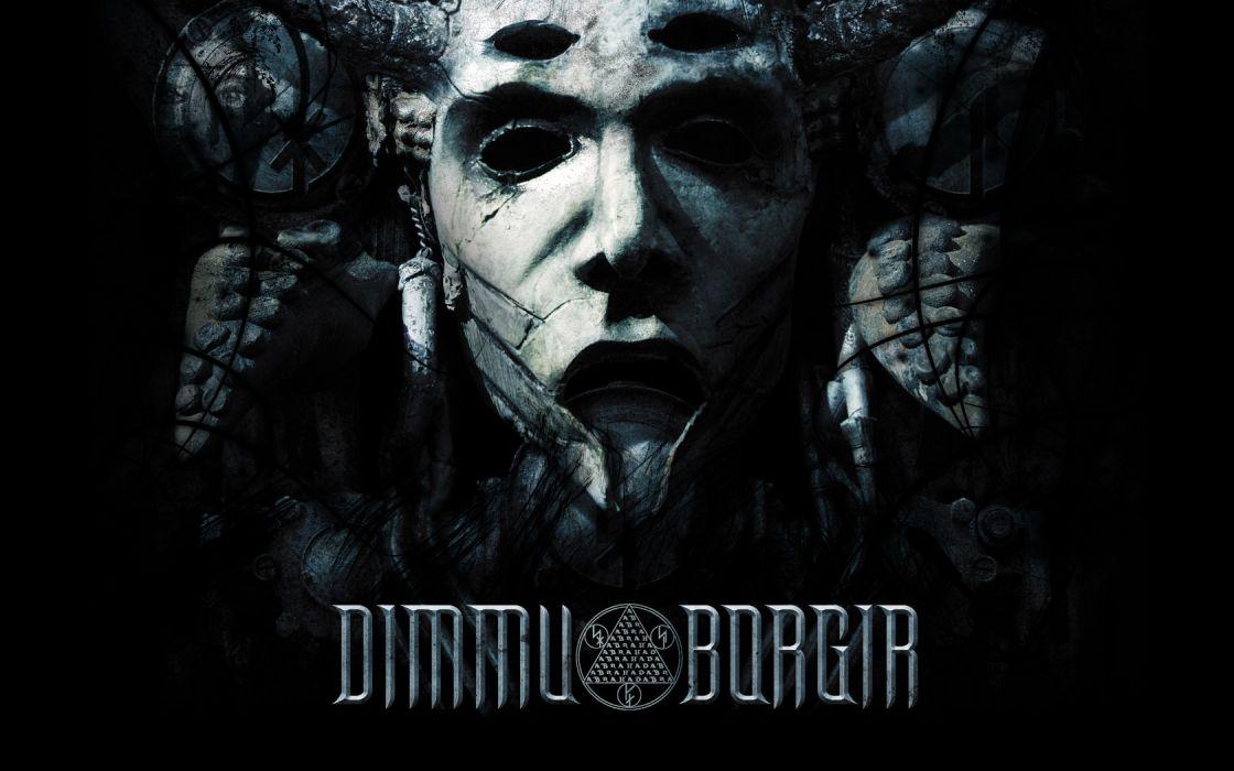 Dimmu Borgir black metal entertainment music groups bands album covers heavy hard rock wallpaper