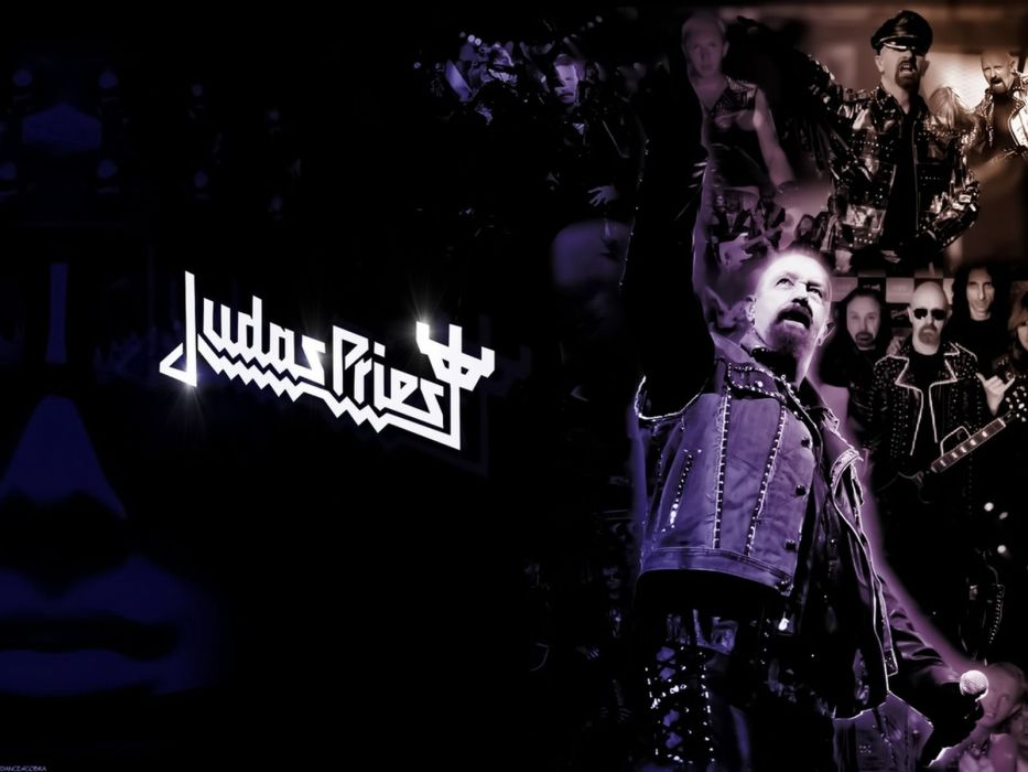 Judas Priest heavy metal groups bands entertainment music hard rock album covers wallpaper