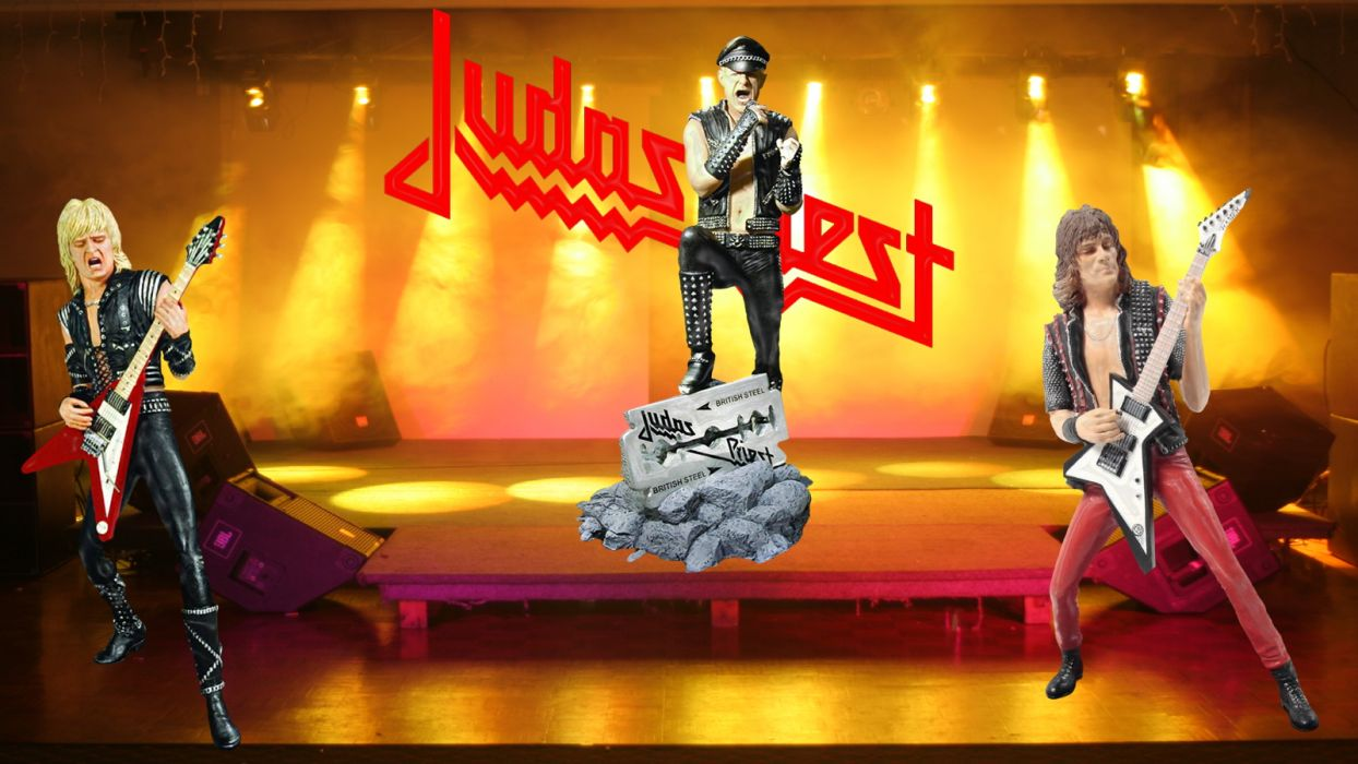 Judas Priest heavy metal groups bands entertainment music hard rock album covers guitars wallpaper