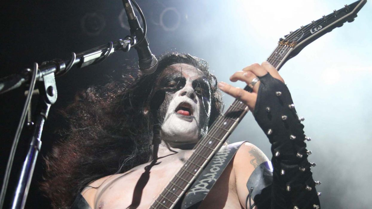 Immortal black metal heavy groups bands hard rock concerts guitars wallpaper